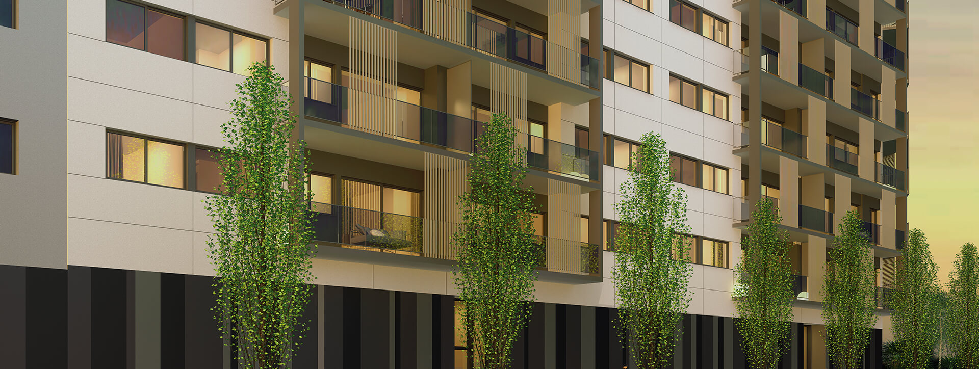 Entrega de viviendas en 2ª fase de la promoción 9centre de Tarragona